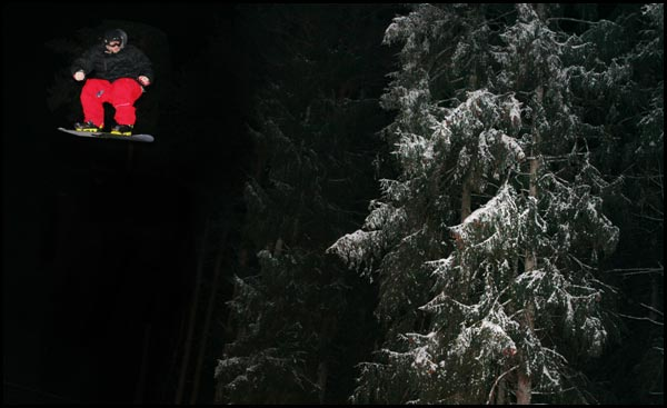 Snow Party Mežezerā [10.02.2007]