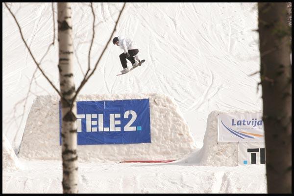 Latvijas čempionāts Big Air