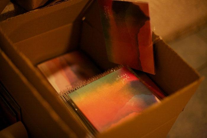 Alises Jostes debijas albuma prezentācija