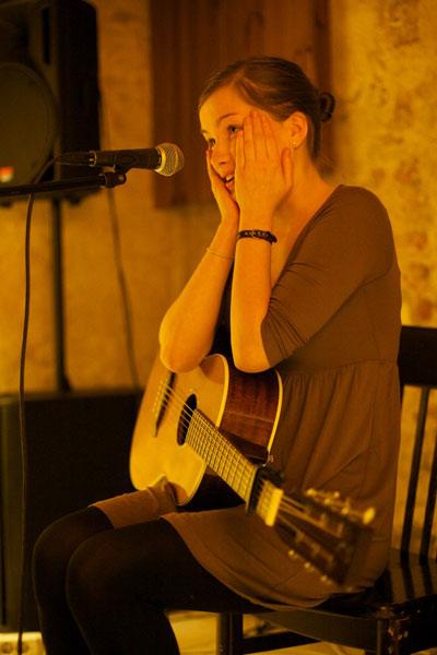 Alises Jostes koncerts diska priekām par prieku :)