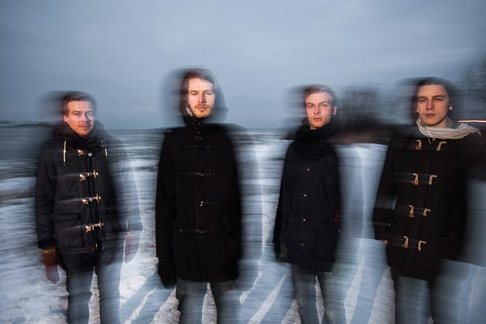 Grupa Momend / Music band Momend