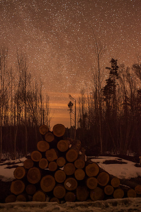 Zvaigžnu mājas - Meža Planetārijs