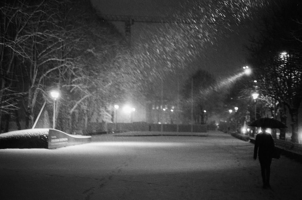 Rīga - Rudens - Ziema