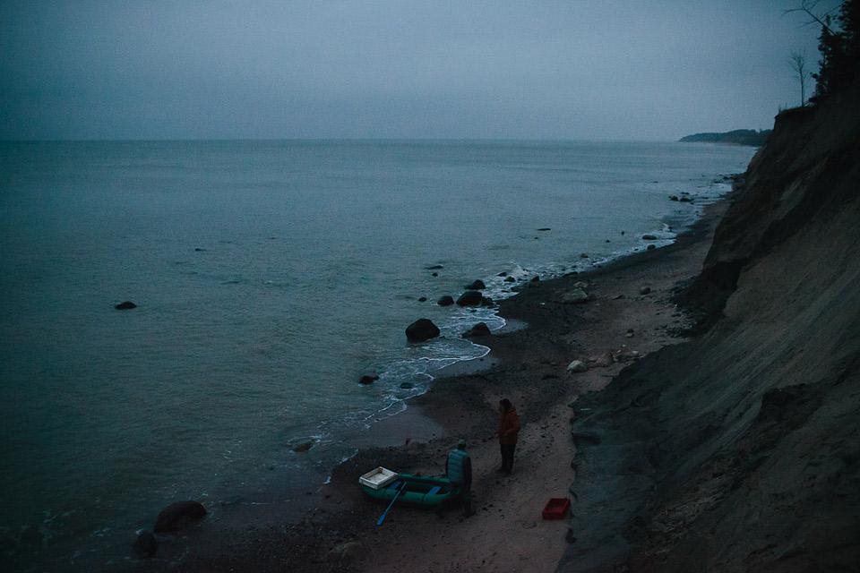 Kurzeme - Jūrkalnes Stāvkrasts