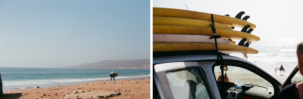 Surf in Africa