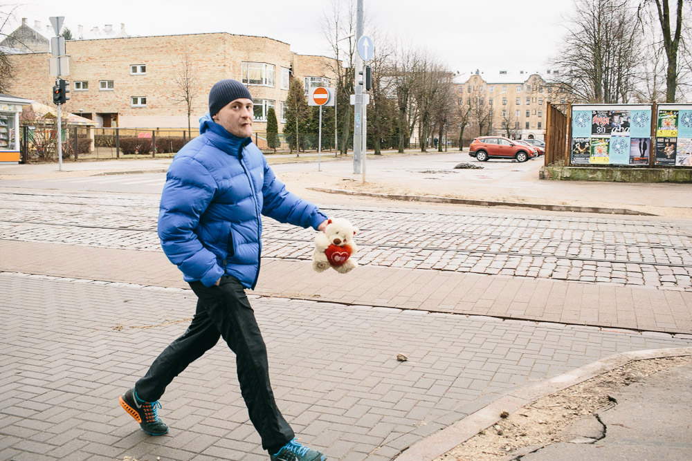 Rigas Pilsetas Piezimes foto Girts Ragelis