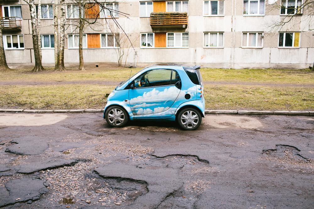 Rīgas pagalmi – Ķengarags
