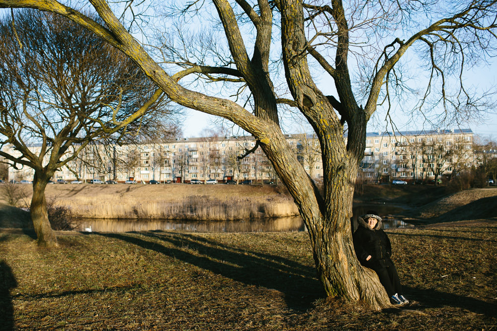 Rigas Nomales Kengarags foto Girts Ragelis