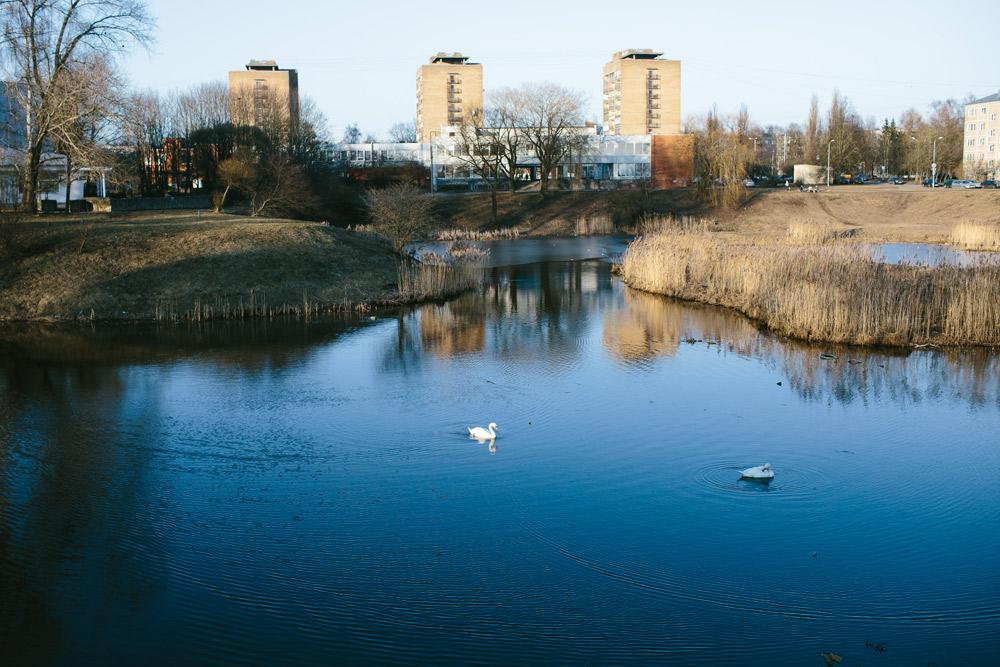 Kengaraga Prominade Riga foto Girts Raeglis