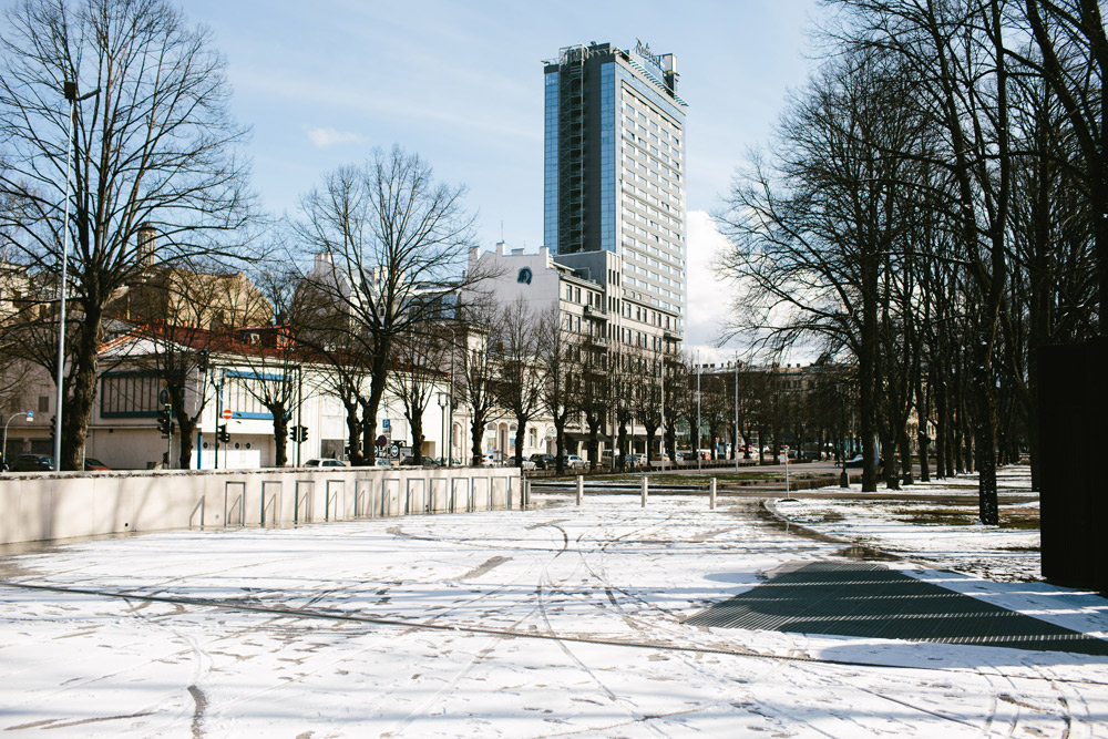 16 marts Riga Brivibas Piemineklis foto Girts Ragelis