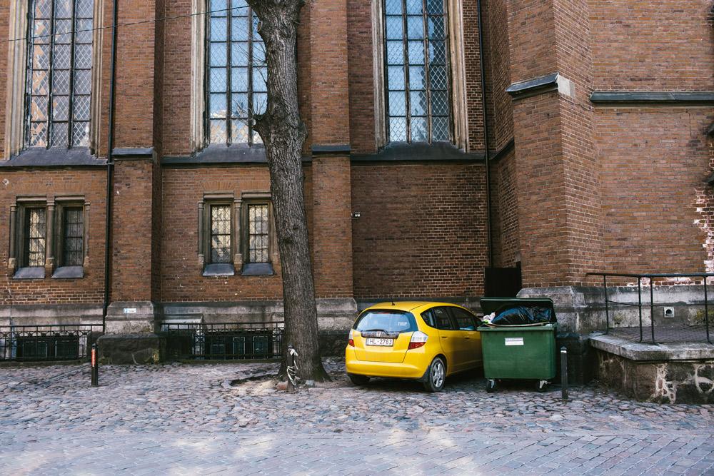 Dzive Rigas centra foto Girts Ragelis