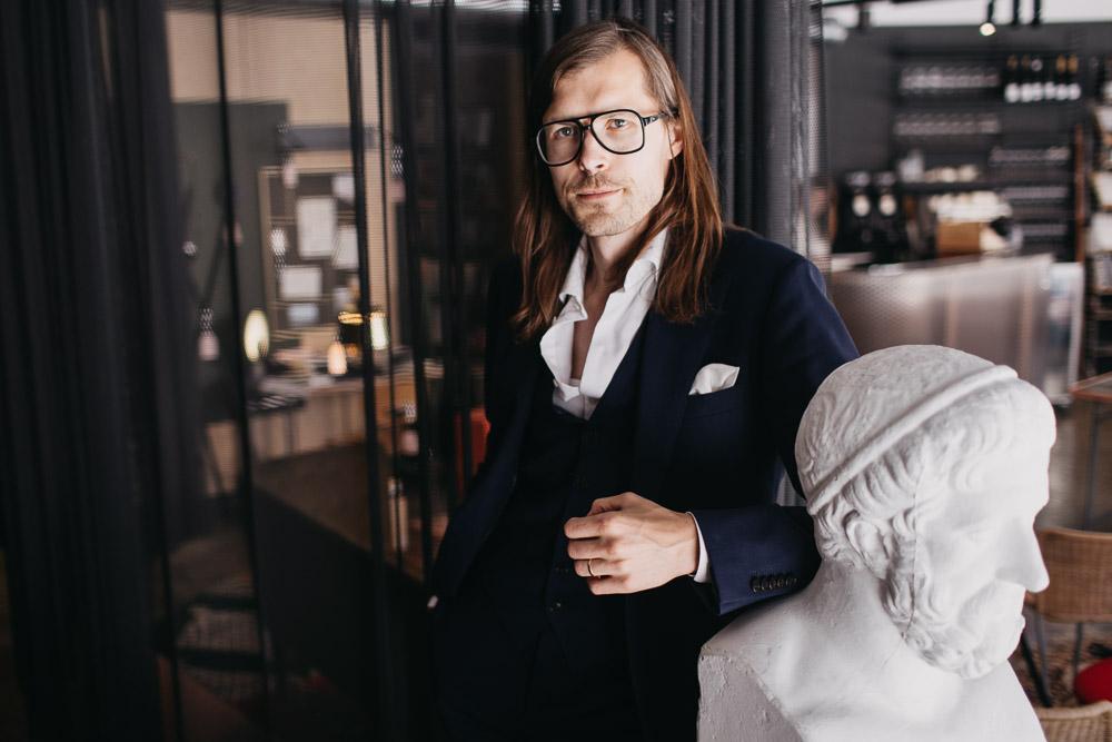 """Mārtiņš Pīlēns // portreti """"Satori"""" intervijai"""