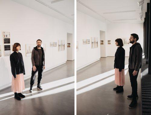 Alexander Gronsky & Ksenia Babushkina – Schema // ISSP Galerijā