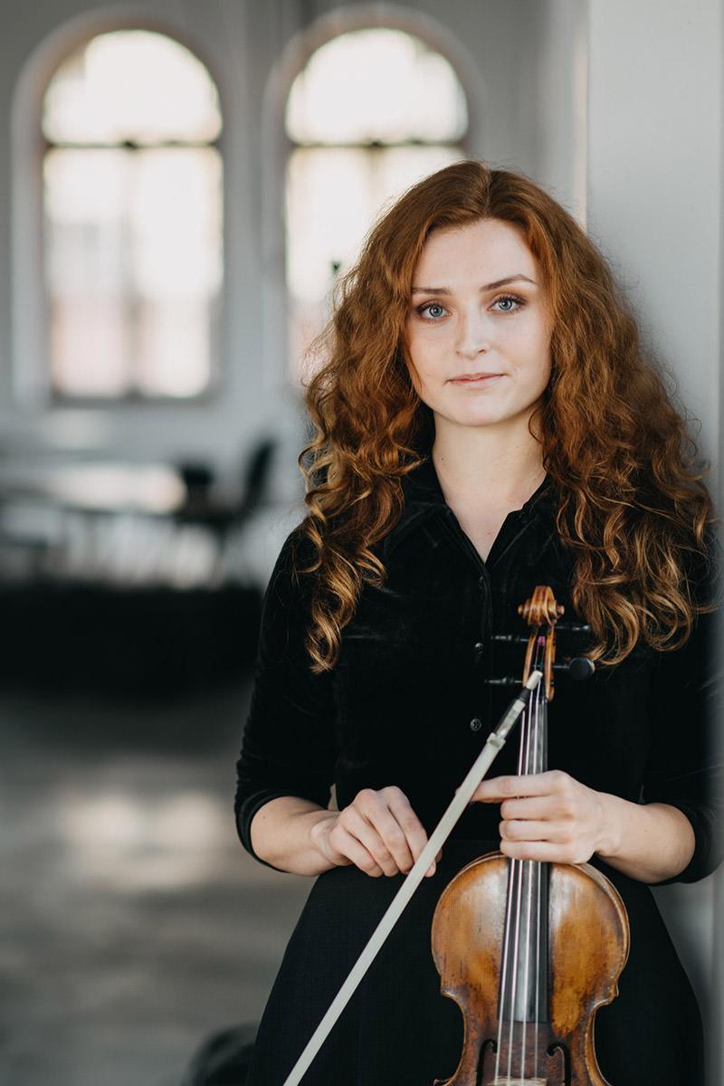 Madara Gaile | Pirmā vijole