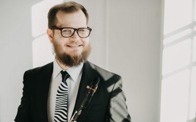 "Jānis Tretjuks | Klarnetists | ""Sinfonietta Rīga"""