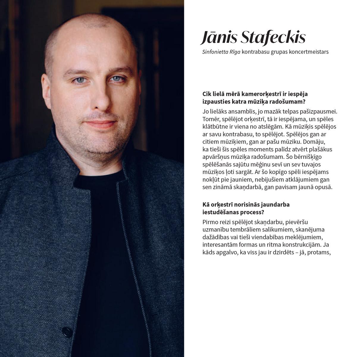 Jānis Stafeckis