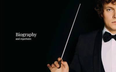 Jānis Liepiņš | diriģenta portreti publicitātei un mājas lapai