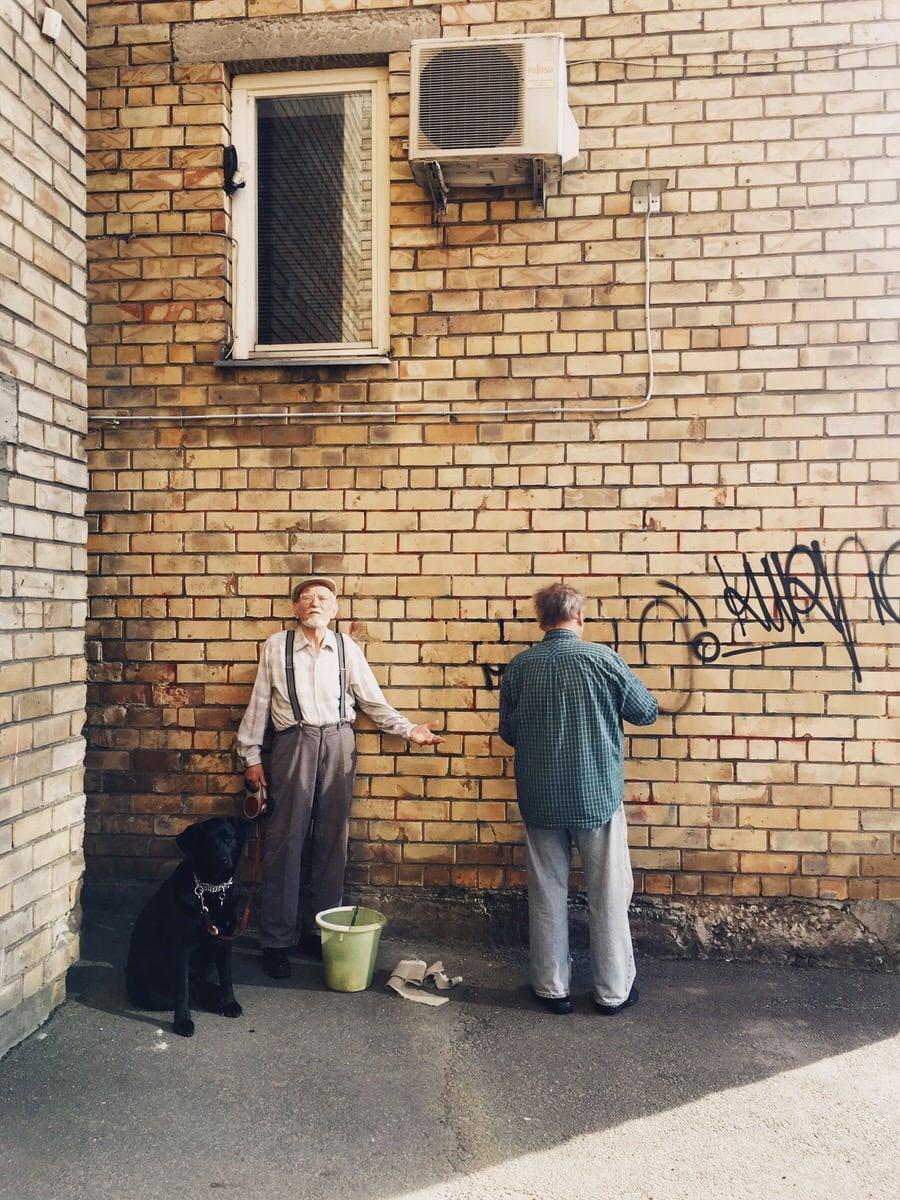 Fotogrāfs Rīgā