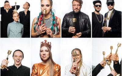 Zelta Mikrofons 2020 | Portreti